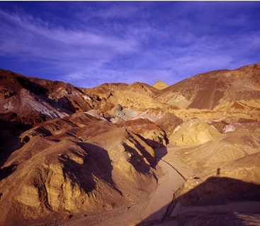Artist's Palette, Death Valley by Richard Greenstone, 2004