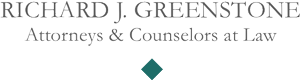Richard J. Greenstone, Attorneys & Counselors at Law